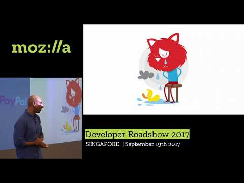 Mozilla Developer Roadshow Asia Smashing Magazine thumbnail