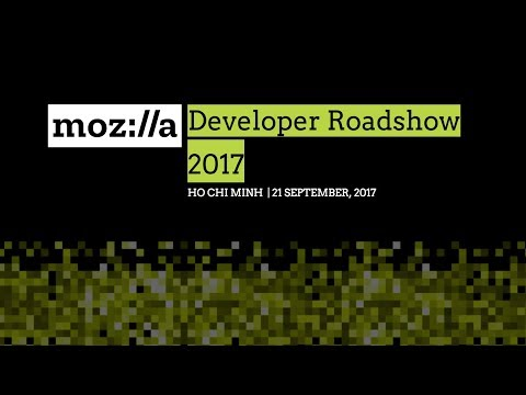 Mozilla Developer Roadshow - Ho Chi Minh thumbnail