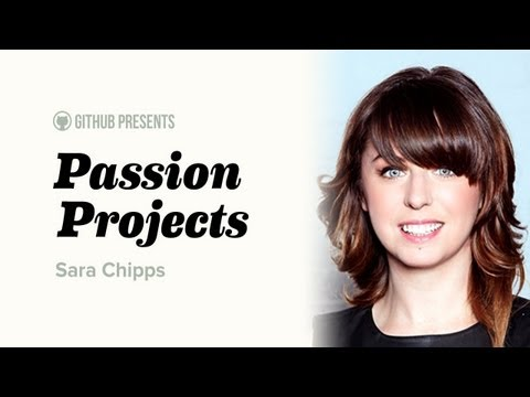 GitHub Presents • Passion Projects (Live) #4 • Sara Chipps (Forgiveness) thumbnail
