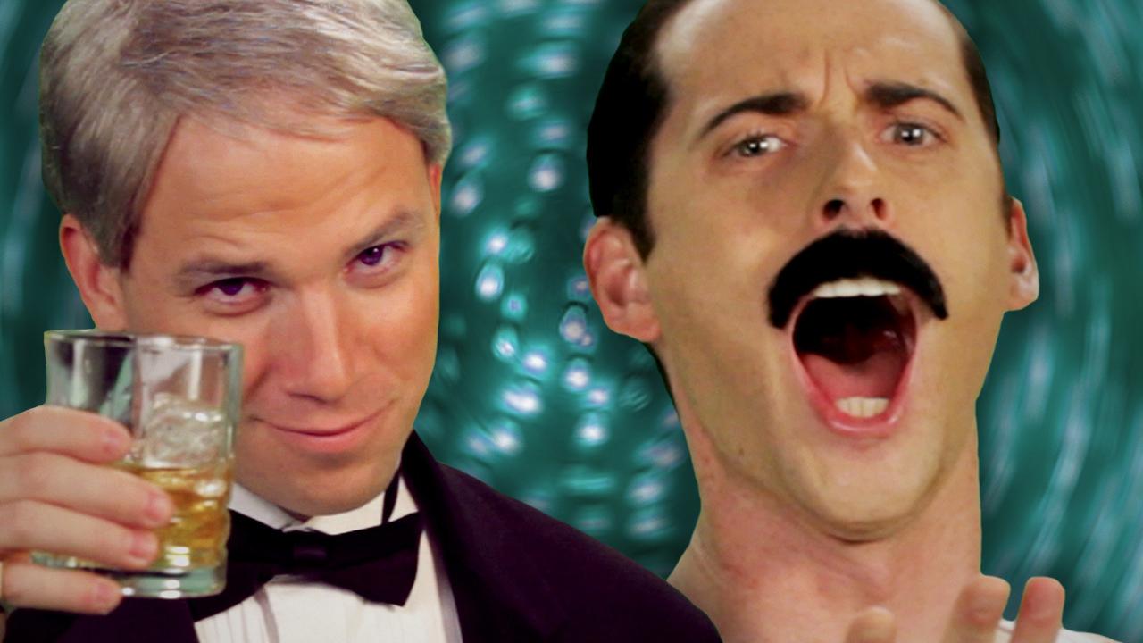 ERB - Frank Sinatra vs Freddie Mercury thumbnail