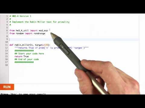 03ps-07 Rabin Miller Primality Test thumbnail