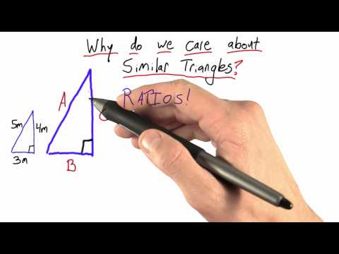 01-27 Side Ratios for Similar Triangles thumbnail