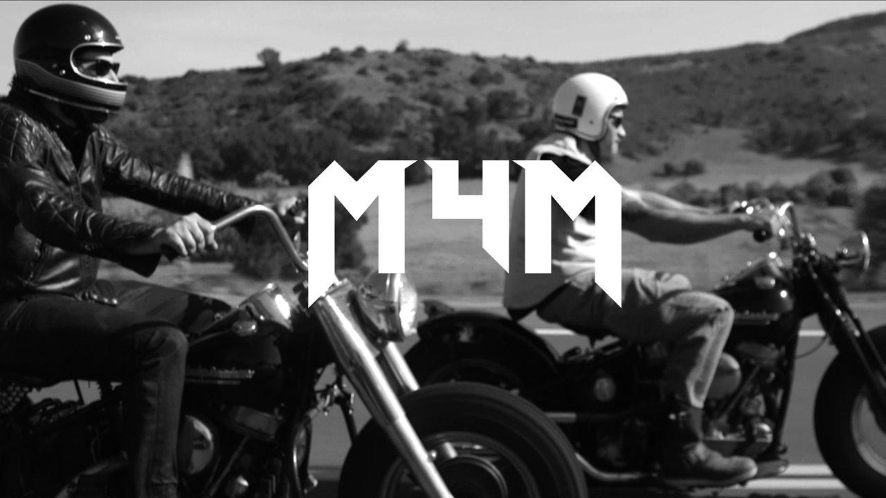 Meditation 4 Madmen - Born Free Show thumbnail