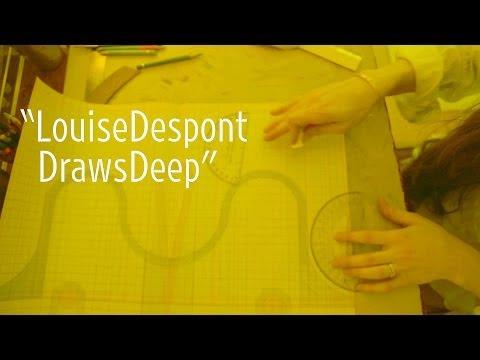 "Louise Despont Draws Deep | ART21 ""New York Close Up"" thumbnail"
