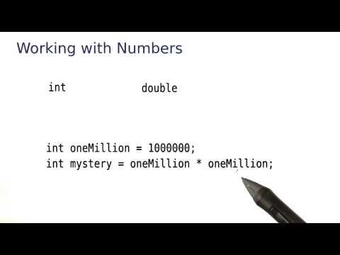 Working with Numbers - Intro to Java Programming thumbnail