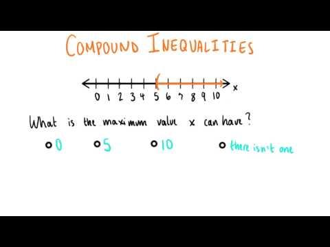 Maximum Value - College Algebra thumbnail