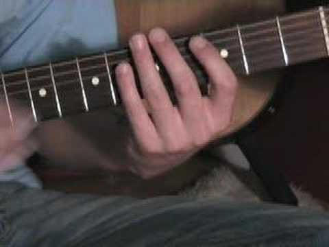 More Finger Tapping (Guitar Lesson RO-002) How to play thumbnail