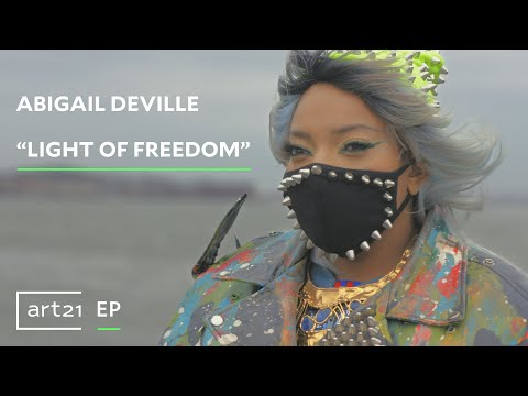 "Abigail DeVille: ""Light of Freedom"" 