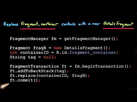 07-34 Try the Fragment Manager thumbnail