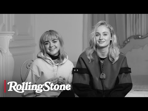 The First Time with Maisie Williams & Sophie Turner thumbnail