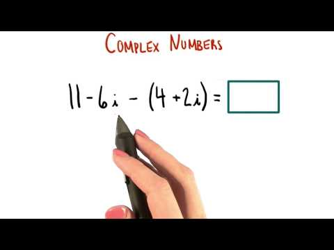 044-49-Subtracting Complex Numbers thumbnail