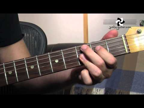 Gospel Slides (Blues Rhythm Guitar - Guitar Lesson BL-207) How to play thumbnail