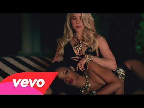 Shakira - Can't Remember to Forget You ft. Rihanna thumbnail