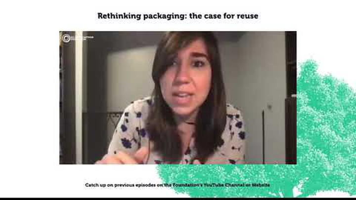Rethinking packaging: the case for reuse