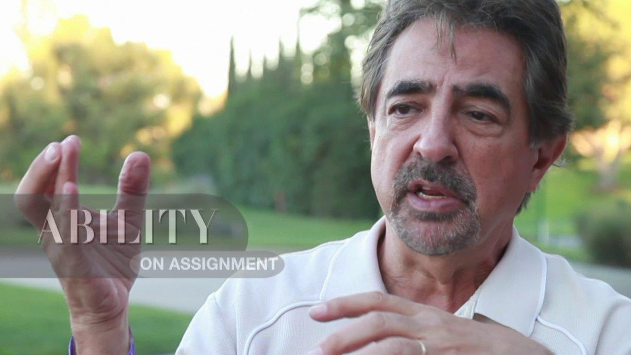 ABILITY Magazine: Joe Mantegna thumbnail
