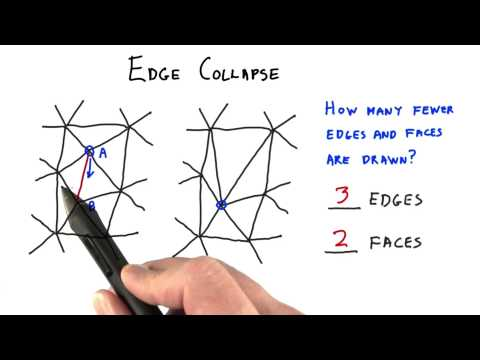 Edge Collapse - Interactive 3D Graphics thumbnail