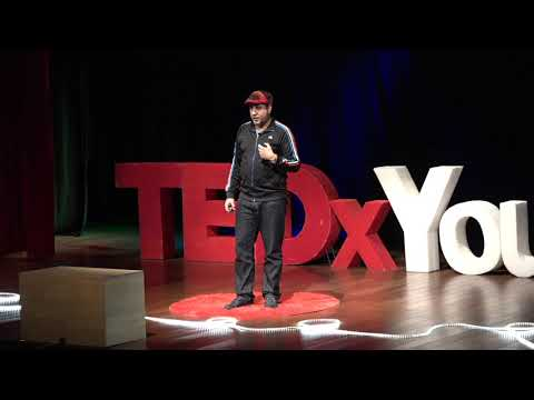 Challenging our lazy brain | Ronald Paredes | TEDxYouth@NIS thumbnail
