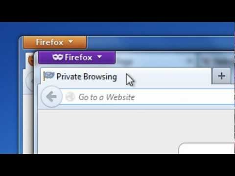 Firefox per window Private Browsing thumbnail