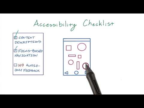 03-03 Introducing the A11y Checklist thumbnail
