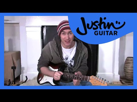 Action and basic guitar set ups (Guitar Lesson BC-164) Guitar for beginners Stage 6  thumbnail