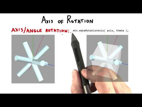 Axis of Rotation - Interactive 3D Graphics thumbnail