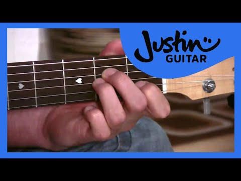One Minute Changes (Guitar Lesson BC-134) Guitar for beginners Stage 3 thumbnail