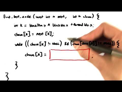Merrills Linear-Complexity BFS on GPUs Part3 - Intro to Parallel Programming thumbnail