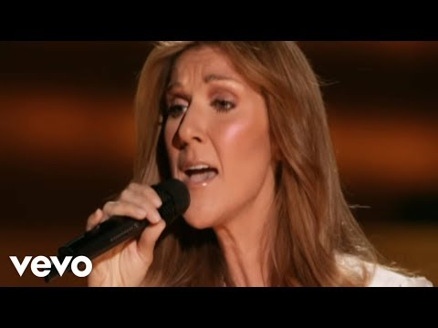 Céline Dion - Because You Loved Me thumbnail