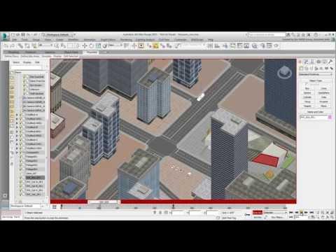 Revit Interoperability - Part 16 - Animating Cars thumbnail