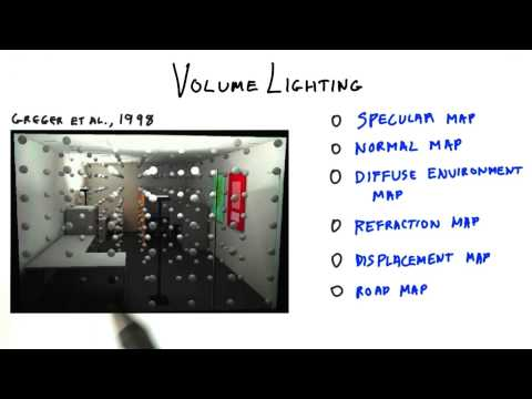 Volume Lighting - Interactive 3D Graphics thumbnail