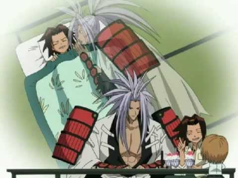 shaman king episode 1 english dub full