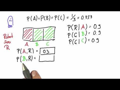 Robot Sensing 5 Solution - Intro to Statistics thumbnail