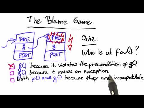 The Blame Game Solution - Software Debugging thumbnail