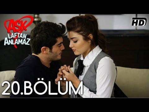 Aşk Laftan Anlamaz 20.Bölüm ᴴᴰ thumbnail
