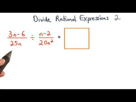 Divide Rational Expressions 2 - Visualizing Algebra thumbnail