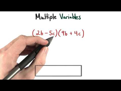 Multiple Variables in Binomials - Visualizing Algebra thumbnail