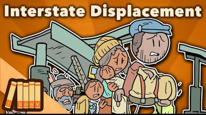 Interstate Displacement - The Legacy of Robert Moses - Extra History