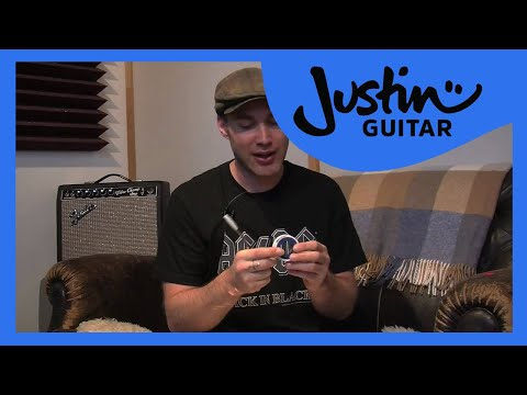 How to fix a wobbly whammy bar (Guitar Lesson GG-012) How to play thumbnail
