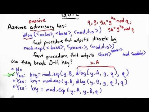 03-16 Discrete Log Problem Solution thumbnail