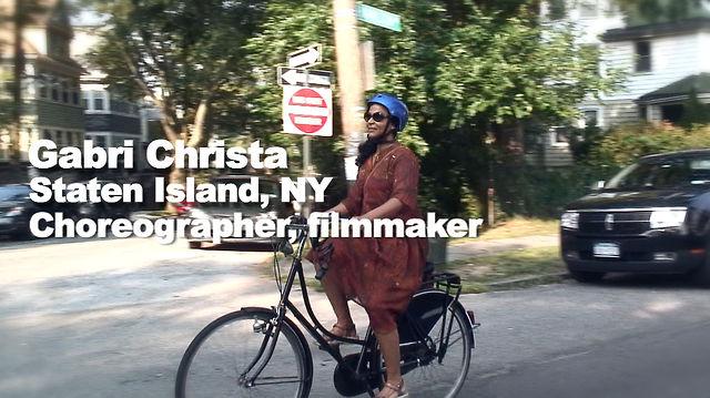 My NYC Biking Story: Gabri Christa thumbnail