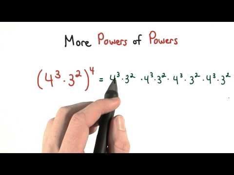 More Powers of Powers - Visualizing Algebra thumbnail