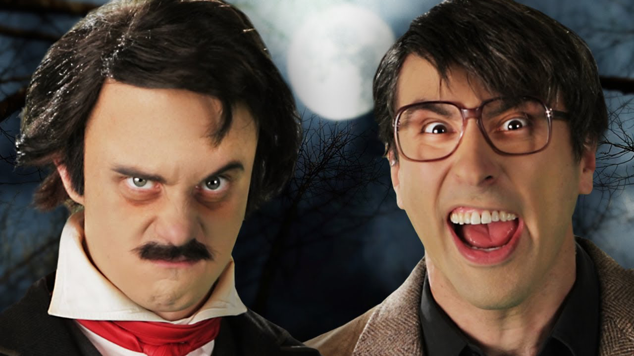 ERB - Stephen King vs Edgar Allan Poe thumbnail