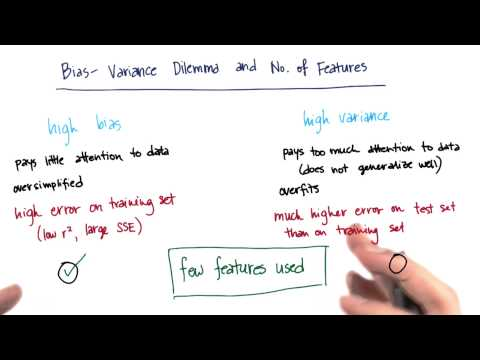 Bias Variance Dilemma Solution - Intro to Machine Learning thumbnail
