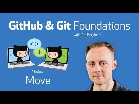 Move • GitHub & Git Foundations thumbnail