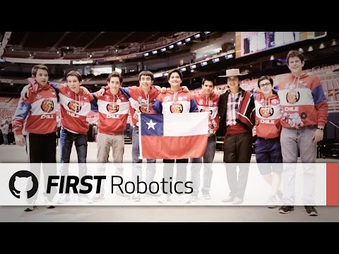 FIRST Robotics • Presented by GitHub thumbnail