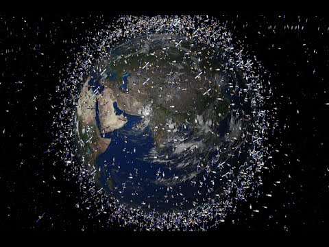 5 Strange Ways to Clean Up Our Space Junk - The Countdown #42 thumbnail