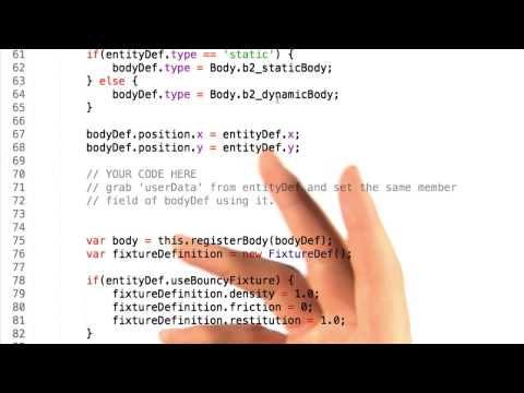 Entities and Collisions - HTML5 Game Development thumbnail