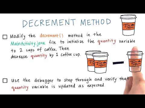 05-34 Modify the decrement() Method thumbnail