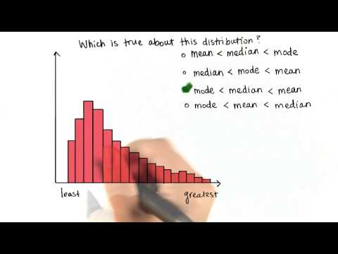 Order Measures of Center 1 - Intro to Descriptive Statistics thumbnail