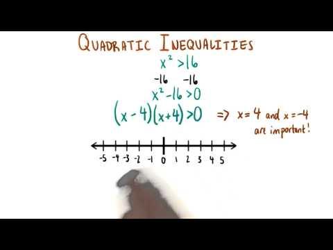 Number Line 1 - College Algebra thumbnail